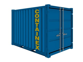 Lagercontainer 10'