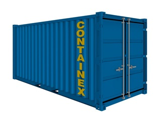 Storage container 15'