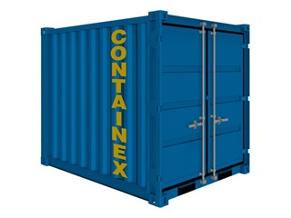 Storage container 8'