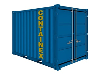 Storage container 9'