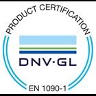 DNV GL EN 1090-1 Certificate
